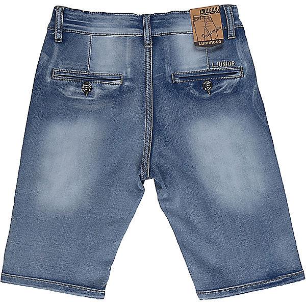 Шорты джинсовые для мальчика Luminoso