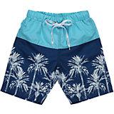 Шорты пляжные для мальчика Luminoso