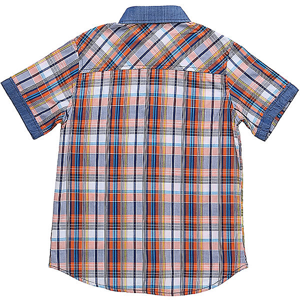 Рубашка для мальчика Luminoso