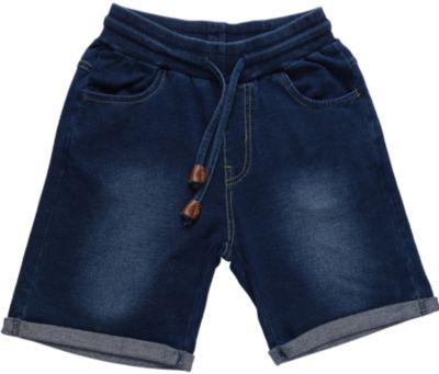 Шорты джинсовые для мальчика Luminoso - голубой
