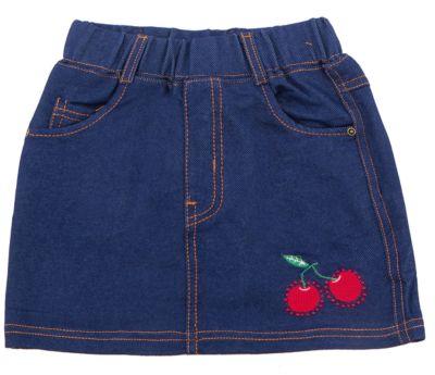 Юбка джинсовая для девочки Sweet Berry - синий