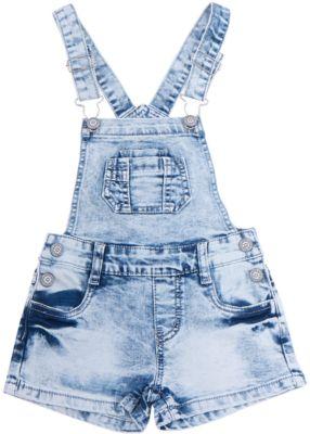 Комбинезон джинсовый для девочки Sweet Berry - синий
