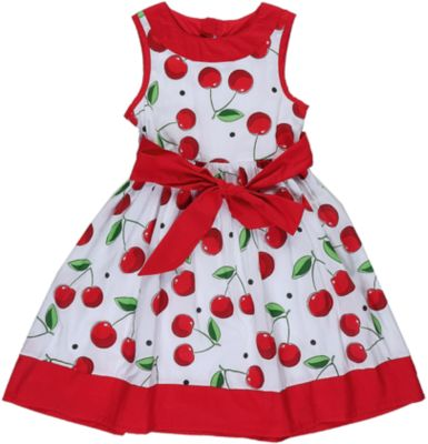 Платье для девочки Sweet Berry - разноцветный