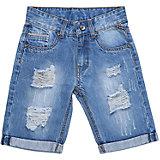Шорты джинсовые для мальчика Sweet Berry