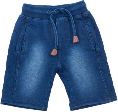 Шорты джинсовые для мальчика Sweet Berry - белый