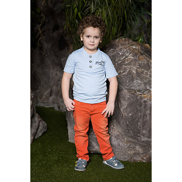 Футболка-поло для мальчика Sweet Berry