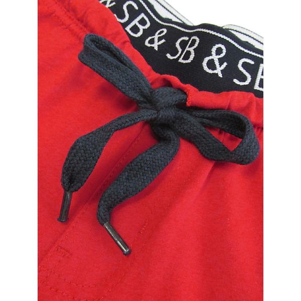 Комплект: футболка и шорты для мальчика Sweet Berry