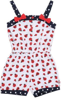 Комбинезон для девочки Sweet Berry - разноцветный