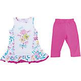 Комплект: платье и леггинсы для девочки Sweet Berry