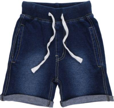 Шорты джинсовые для мальчика Sweet Berry - синий