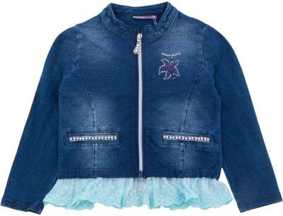 Жакет джинсовый для девочки Sweet Berry - синий