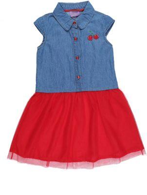 Туника для девочки Sweet Berry - разноцветный