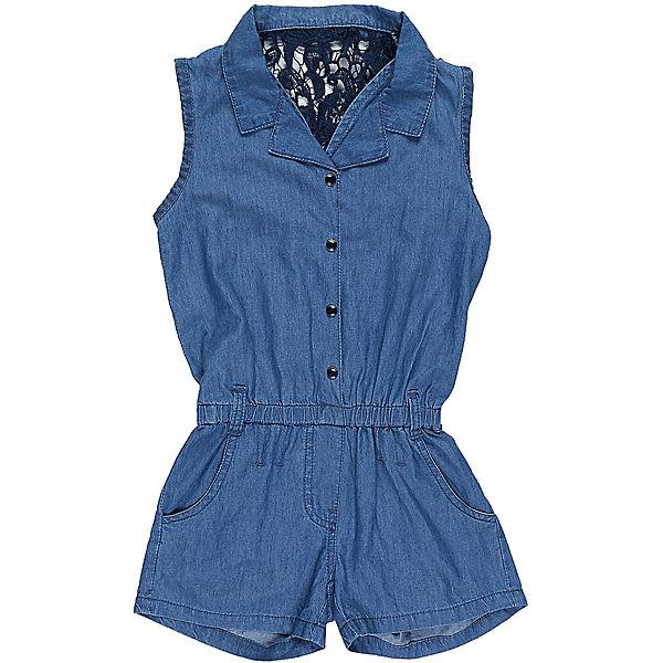 Комбинезон джинсовый для девочки Luminoso