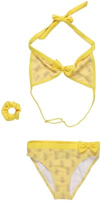 Купальник для девочки Luminoso - желтый