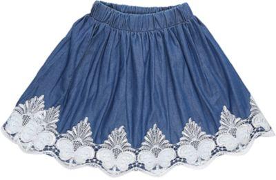 Юбка для девочки Luminoso - синий