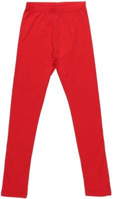 Леггинсы для девочки Luminoso - красный