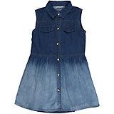 Платье джинсовое для девочки Luminoso