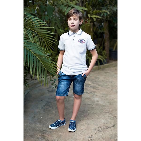 Футболка-поло для мальчика Luminoso