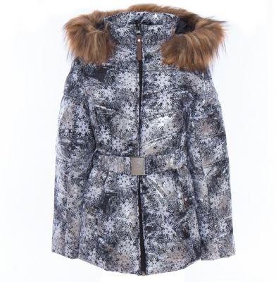 Куртка для девочки Luhta - серый