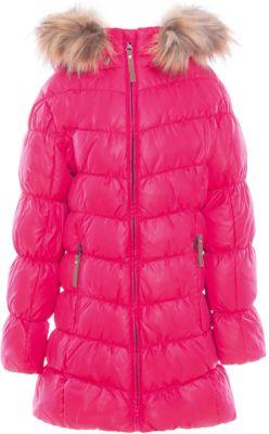 Пальто для девочки Luhta - розовый