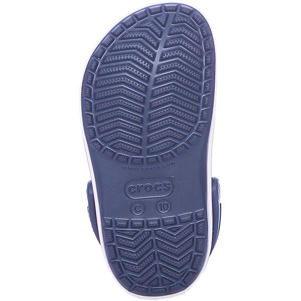 Сабо Crocband™ clog, синий