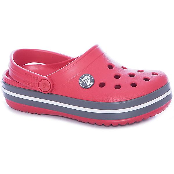 Сабо Crocband™ clog, красный