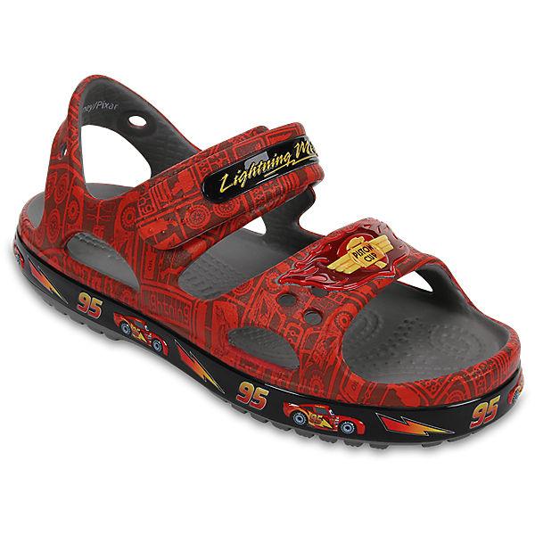 Сандалии Kids' Crocband II Lightning McQueen Sandal CROCS