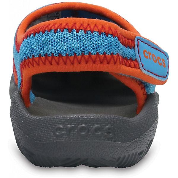Сандалии CROCS Swiftwater Sandal, голубой