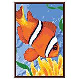 """Набор юного художника """"Рыбка"""", 20*30 см"""