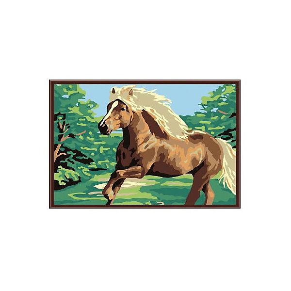 """Набор юного художника """"Лошадка"""", 20*30 см"""