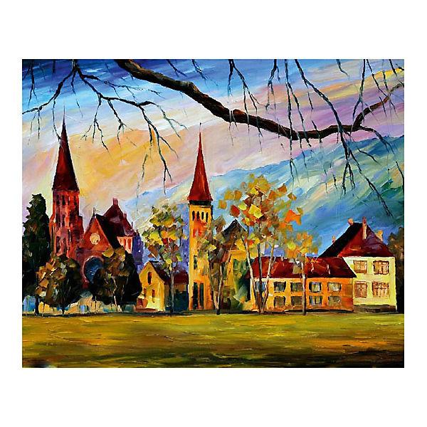 """Картина по номерам """"Афремов: Швейцария"""", 40*50 см"""
