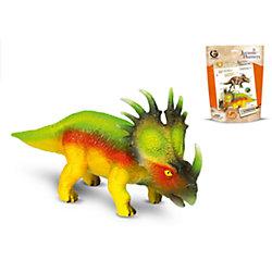 Динозавр Стиракозавр, коллекция Jurassic Hunters, Geoworld