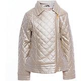 Куртка текстильная для девочек S'cool