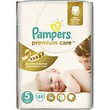 Подгузники Pampers Premium Care, 11-18 кг, 5 размер, 44 шт., Pampers