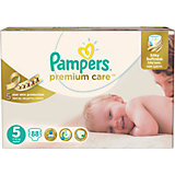 Подгузники Pampers Premium Care, 11-18 кг, 5 размер, 88 шт., Pampers