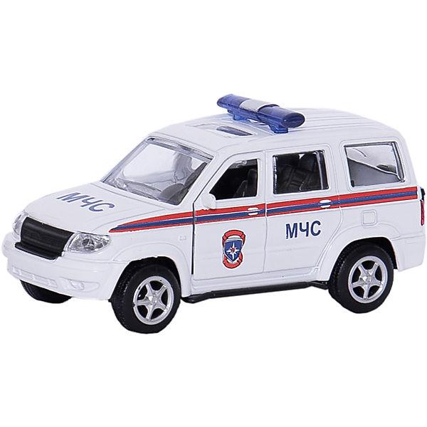 Машина УАЗ Патриот МЧС, ТЕХНОПАРК