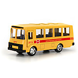 Автобус ПАЗ Дети, ТЕХНОПАРК