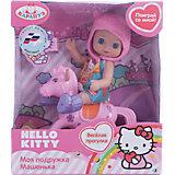 Кукла HELLO KITTY, с аксессурами, 12 см, Карапуз, в ассортименте