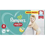 Трусики-подгузники Pampers Pants Maxi, 9-14кг., 104 шт.