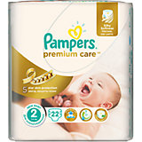 Подгузники Pampers Premium Care Mini, 3-6 кг., 22 шт.