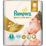 Подгузники Pampers Premium Care Newborn, 2-5 кг., 22 шт.