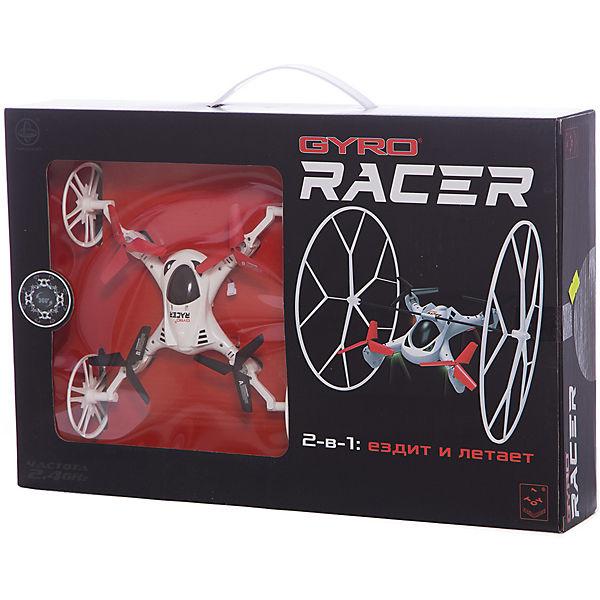 Квадрокоптер 2-в-1 GYRO-Racer, 1toy