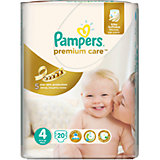 Подгузники Pampers Premium Care 8-14 кг., 20 шт.
