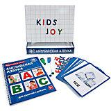 Обучающий набор «Английская азбука для детей»