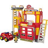 Большая пожарная станция, Teamsterz