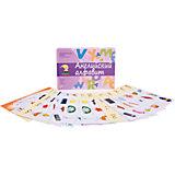 """Карточки """"Английский язык в играх: английский алфавит"""", Школа семи гномов"""