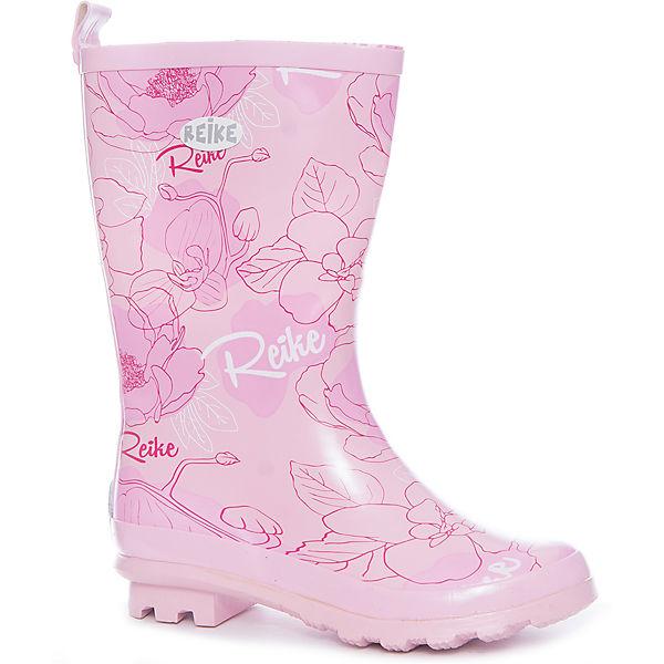 Резиновые сапоги для девочки Reike