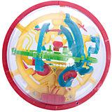 "Игрушка-головоломка ""Шар-лабиринт"", 100 шагов, диаметр 13 см, Icoy Toys"