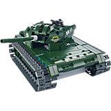"""Конструктор электромеханический """"Tank"""", 453 детали, QiHui"""