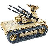 """Конструктор электромеханический """"Anti-aircraft tank"""", 457 деталей, QiHui"""